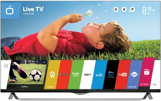 LG Electronics Unveils Smart TV Ultra HD App - Korea IT Times