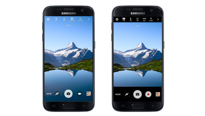 User Experience of the Galaxy S7 and Galaxy S7 Edge - Korea