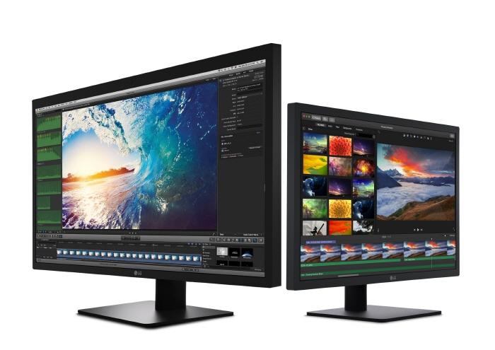 LG UltraFine 5k/4k Displays Designed for Ultimate Mac User