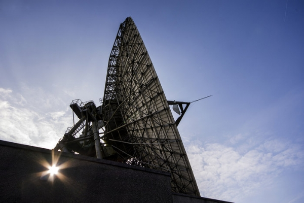 Goonhilly Antenna(Credit: GES - Goonhilly Earth Station Ltd)