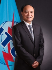 Houlin Zhao, ITU Secretary-General