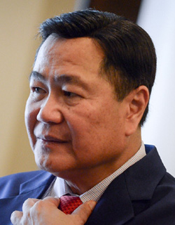 Justice Antonio T. Carpio (Acting Chief Justice of the Supreme Court of the Philippines )