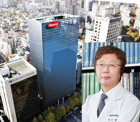 Hanmi Pharmaceutical Co. CEO Kwon Se-chang