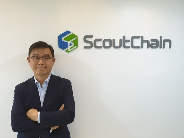 Moon Young-Chul, CEO of ScoutChain