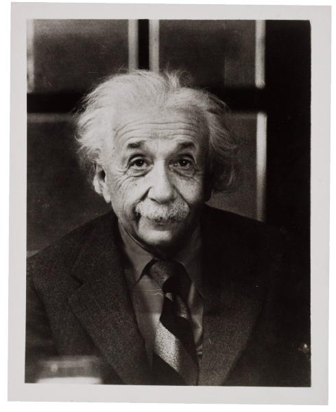 The Genius 100 Visions is dedicated to promoting the scientific and humanitarian ideals of Albert Einstein