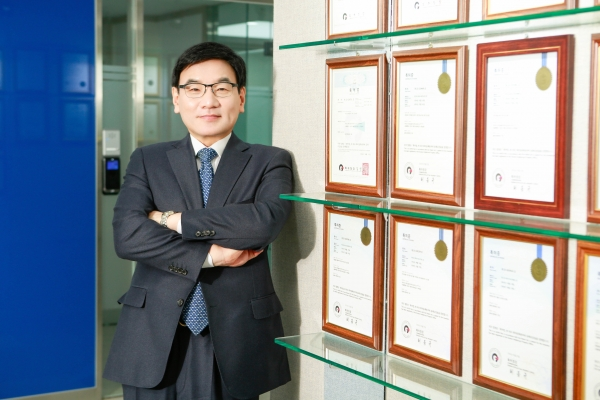 IVS CEO Bae Young-hoon