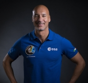 ESA astronaut Luca Parmitano ahead of his Beyond mission to the International Space Station(Copyright ESA)