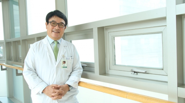 Dr. Paik nam-sun, Director of the Ewha Womans University Cancer Center for Women