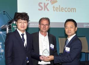SK Telecom '5G Virtualization Technology' certified by overseas technology