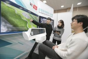 KT-TS Builds K-City, Korea's First 5G Self-driving Test City
