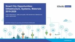 Report on smart cities without infrastructure