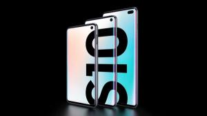 Samsung Unveils Samsung Galaxy S10 with New Devices including Galaxy Fold