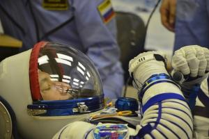 Astronaut Luca returns: starting of Expedition second mission to the Space Station